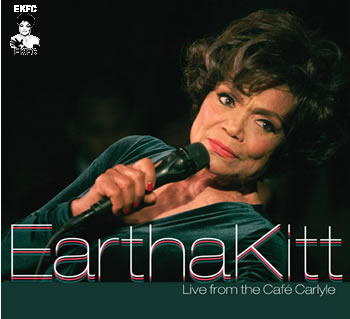Album Live from the Cafe Carlyle by Eartha Kitt